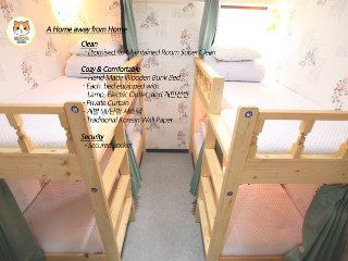 4 female only - dormitory (HiBusan Guesthouse)