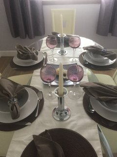 Formal or casual dining