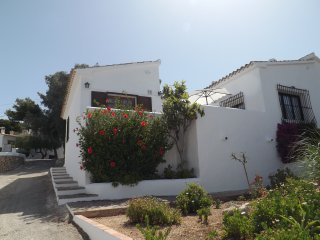 A VERY PRETTY LOCATION, WITH TWO LARGE TERRACES., Benitachell