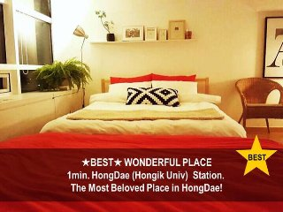 BEST☆Wonderful Place - Hongik Univ., Goyang