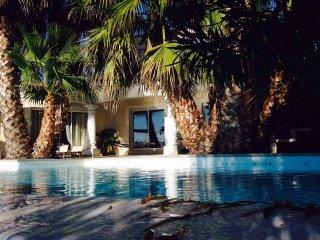 Villa de standing en bord de mer avec piscine, Bouzigues