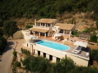Villa with Sea View near Gastouri - 100% Privacy - 100% Relaxing - Private Pool