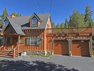McKinney Estates Home, Tahoe Getaway, Tahoma