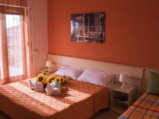 'Scirocco' appartamento a Casuzze 250 m dalla spiaggia