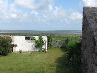 maison vue baie du mont saint michel