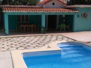 Casa Verde, a House with Pool in Havana Beach, Santo Domingo