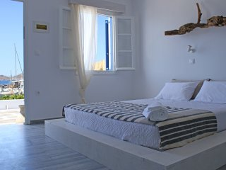 Kedros-Ideal seaview apartment, Naoussa