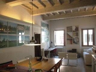 Architect's home studio close to Boboli Garden, Florencia