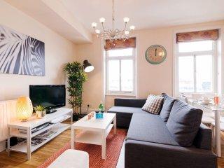 West Kensington III apartment in Kensington & Chelsea with WiFi.