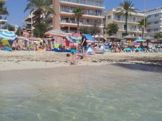 Bonito apartamento con vistas al mar, Cala Millor