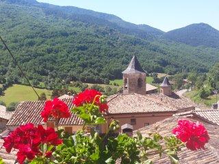 Casa de dos plantas en el Pirineo Catalán