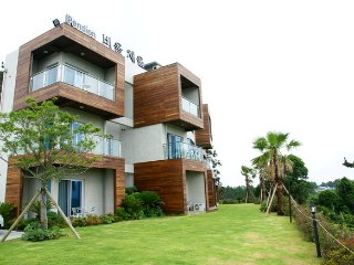House with the view1, Jeju