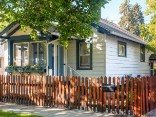Charming Missoula Craftsman Bungalow - Close to University, Hip Strip, Downtown & Riverfront!