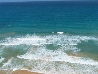 Ocean Front Condo 18th Floor, Luquillo
