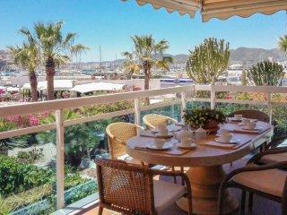 Piso de lujo en Marina Botafoch, Ibiza Ciudad