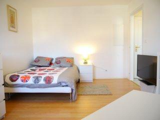 joli meublé avec balcon aux portes de STRASBOURG