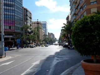 Apartamento castillo santa barbara, Alicante