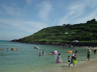 hamduck beach- Family room2, Jeju