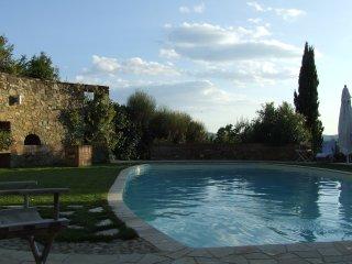 apartment in luxury restored farmhouse La Torre