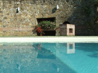 apartment in luxury restored farmhouse La Torre, Greve in Chianti