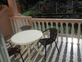 Apartments Stradioti - Triple Room with Balcony and Sea View