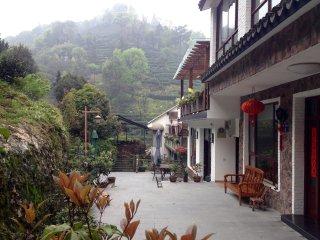 Shan jianfang,Tea mountain independent building, Hangzhou
