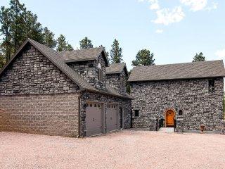 Magnificent 5BR Castle Style Rapid City House