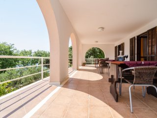 Villa Barbara - Studio with Terrace and Sea View (2 Adults) (A)