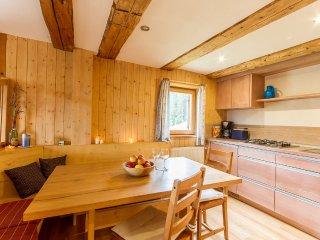 Ferienwohnung auf einer rustikalen Almhütte, Alpe di Siusi