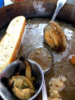 They also have the best purged clams...research and find out why these are the best