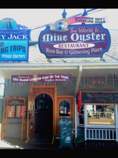 Best place for Oysters and Clams in Boothbay Harbor