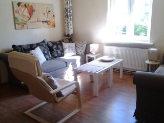 3 room central apartment, Palanga