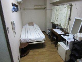 Single room type 2  Nihonbashi, Koto Area in Tokyo