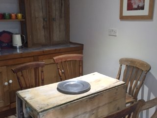 The kitchen table - heart of the home.