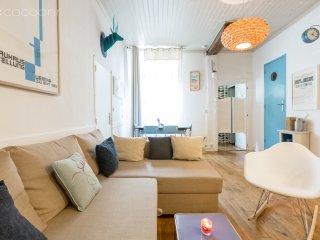 Ty Cocon, appartement de charme au coeur du centre historique de Rennes