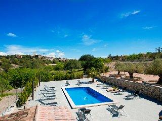 Binifarda - Gran casa de campo con piscina