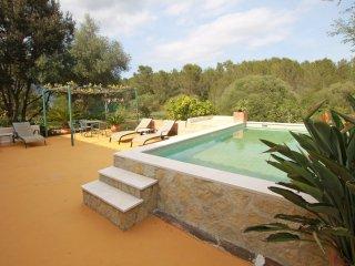 Figuera - Ferienwohnung mit Gemeinschaftspool, Sa Pobla