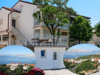 Holiday home 'Martha' with sea view, Senj