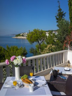 Luxury villa with pool near the sea in Primosten
