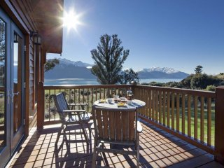 The Lodge at Walter Peak Station, Queenstown