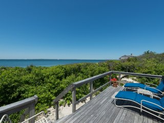 GRUNG - Perfect Beach Front Cottage. Expansive Waterveiws, Gorgeous Sunsets, Vineyard Haven