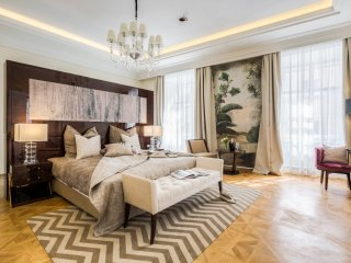 Residenz Wollzeile - Luxury Apartments mit Service, Viena