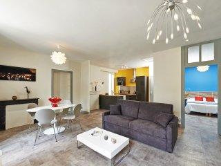 Appartement Centre-ville Angers 60m² - Quernon