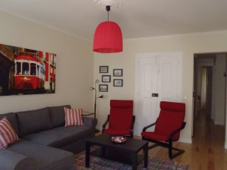 DOWNTOWN APARTMENT 2 BEDROOM - WIFI, Lisbon