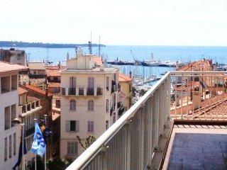 APPARTEMENT SITUE A 300M DU PALAIS DES FESTIVALS, Cannes