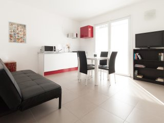 New stylish flat with terrace + WI-FI and parking, Venecia