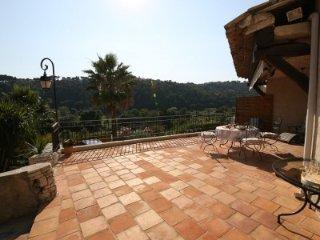 Appartement 2 pièces Rose dans Villa Pagnol, Cagnes-sur-Mer