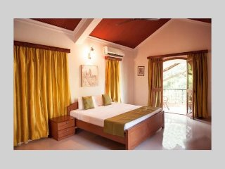 Beach Side Premium Villa In Sinquerim, Candolim