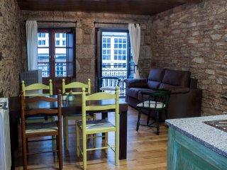 2º- Bonito y céntrico apartamento Fogar Natural
