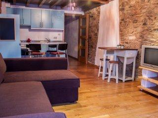 1º- Bonito y céntrico apartamento Fogar Natural, Santiago de Compostela